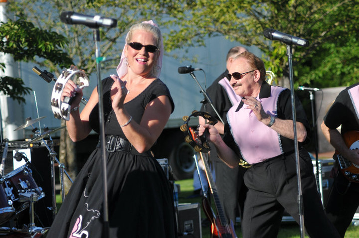 Wilsonville Rotary Summer Concerts